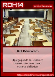 Rol Educativo