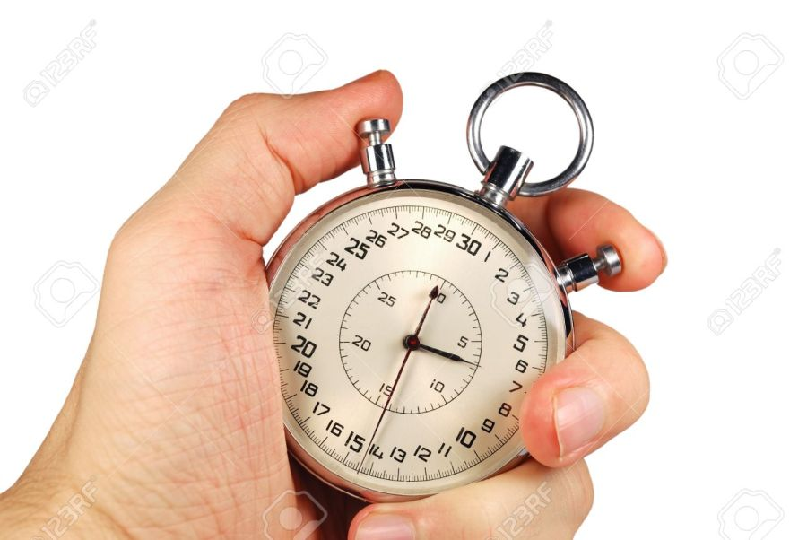 11791846-hand-and-timer-isolated-on-white-stock-photo